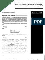 Pract 13 Sistem Reactancia Cap Xc