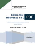 Motivação e Liderança no Grupo (Bruno Simões 674)