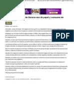 10-04-11 Reducirá Congreso de Sonora uso de papel y consumo de electricidad -Notimex