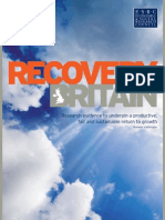 Recovery Britain
