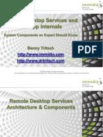 RDS & XenApp internals