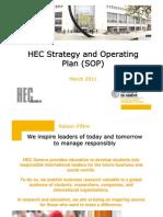 HEC Strategy 2011 Publc