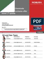 Nomura Oil Outlook