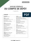 Conditions Generales Du Compte Courant 1