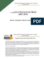 PRONASA 2007-2012