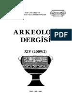 Sezgin Y., Doğer E., Klazomenai Üretimi bir grup ticari amphora. İ.Ö. 650-620