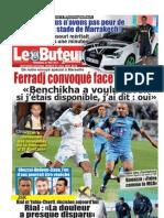 LE BUTEUR PDF du 13/05/2011