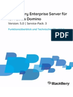 Blackberry Enterprise Server for IBM Lotus Domino T305802 1276566 0402040031 003 5.0.3 De