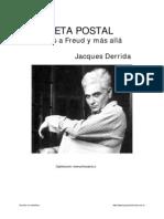 La Tarjeta Postal-Derrida