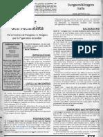 [D&D 3E ITA] - [Avventura 1¯] - La torre dell Alchimista