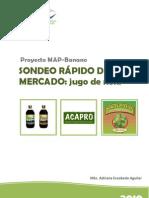 Sondeo Mercado Noni (Morinda citrifolia)