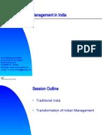 54265038 Session 8 Indian Management