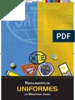 Novo Regulamento de Uniformes DSA - 2011