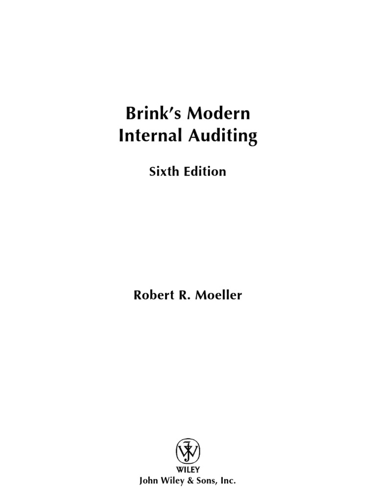 Brinks internal audit internal audit business continuity fandeluxe Image collections