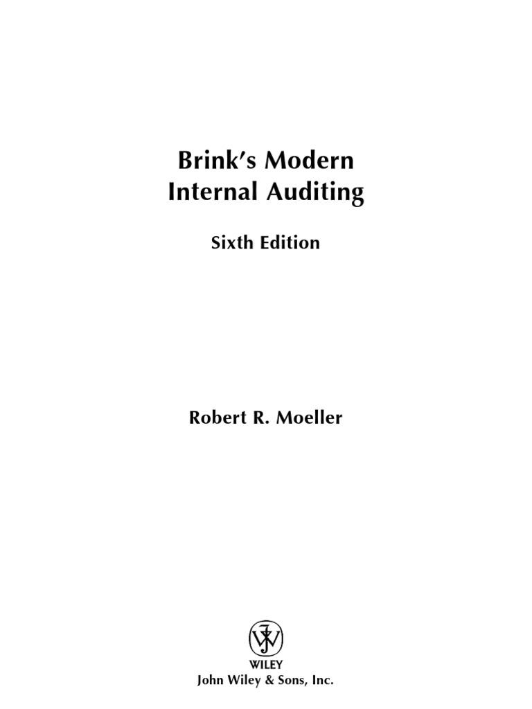 Brinks internal audit internal audit business continuity fandeluxe Gallery