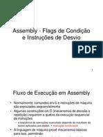 Assembly Condicao Desvio