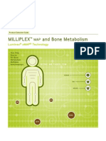 MILLIPLEX™ MAP & Bone Metabolism Product Selection Guide