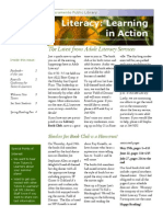 Sacramento Public Library Adult Literacy Newsletter
