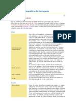 Vocabulário Ortográfico do Português