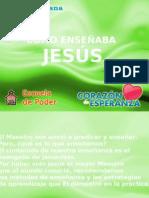 16 Como Enseñaba jesus