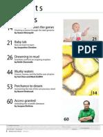 Berkeley Science Review 20 - Contents
