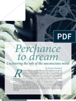 Berkeley Science Review 20 - Perchance to Dream