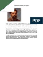 Georges Seurat, conjunción de puntos de color