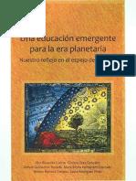 UNA EDUCACIÓN EMERGENTE PARA LA ERA PLANETARIA( ELBA ALVARADO CUERVO...)