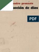 Pronzato, Alessandro - La Seduccion de Dios