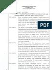 O.E. Declarando Emergencia Energética (OE-2010-034) - Julio 2010
