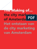 The Making of the City Marketing Definitief Amsterdam