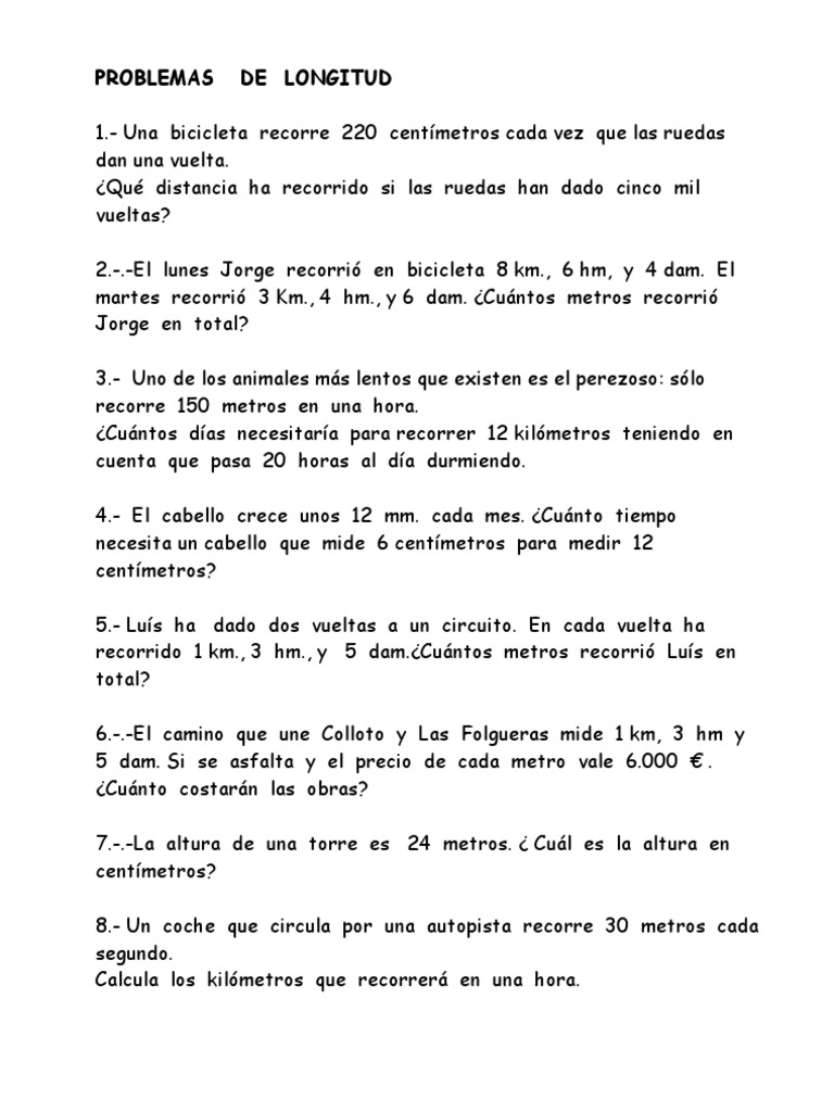 Fichas Matematicas Problemas De Sistema Metrico Kilogramo Bebidas