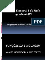 Funções da Linguagem_Exercícios