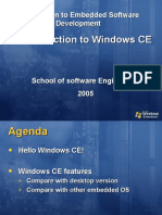 3.Introduction to Windows CE