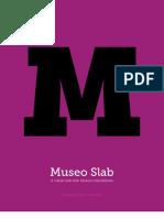 Museo Slab Specimen
