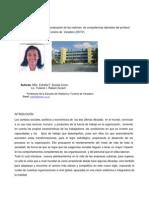 Planeacion Evaluacion Matrices Competencias Laborales Turismo Varadero Cuba