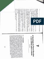 A Sociologia de Pierre Bourdieu e sua análise sobre a escola