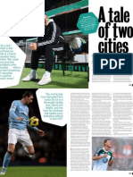Football+ interview with Edin Dzeko
