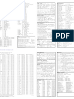 Delphi Technical Reference Card 7 20