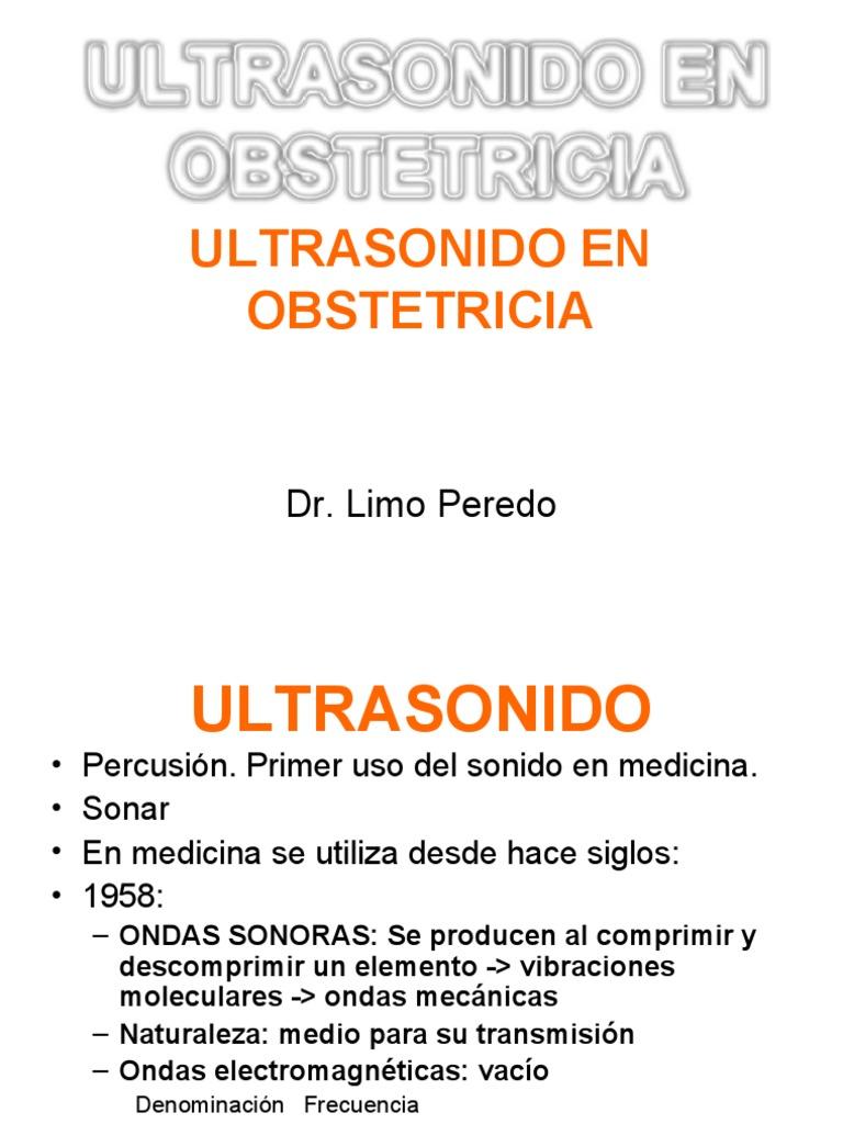 Ultrasonido en Dr Limo)