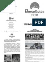 Mercolactea 2011