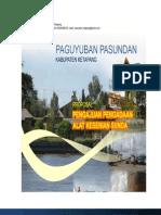 Proposal Pasundan