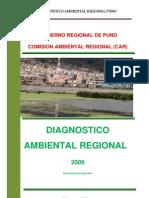 DiagnsticoAmbientalRegionalCARPuno(Set 2009)