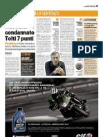 La Gazzetta Dello Sport 13-05-2011