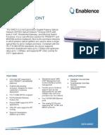 835 Enablence Datasheet Systems Ont Gpon g4021i