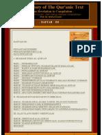 Sejarah Text AlQuran