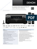 IBJSC.com - Denon AVR4810CI 9.3-Channel