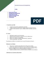 Analisis de Fallas en Maquinas