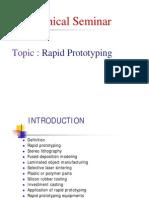 rapi prototyping