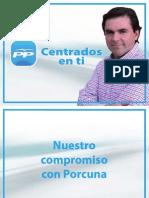 Programa Electoral Partido Popular Porcuna Elecciones 2011